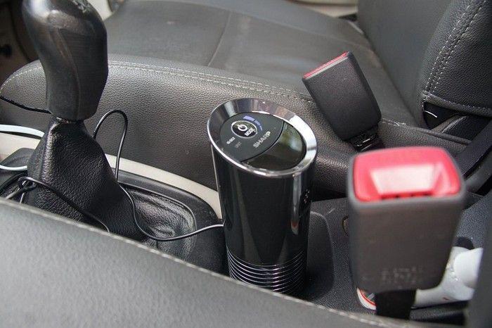Ini Canggihnya Car Air Purifier Sharp yang Dipakai 8.000 Unit GoCar